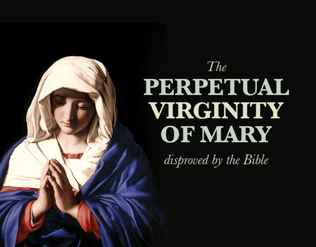 Mary perpetual virginity