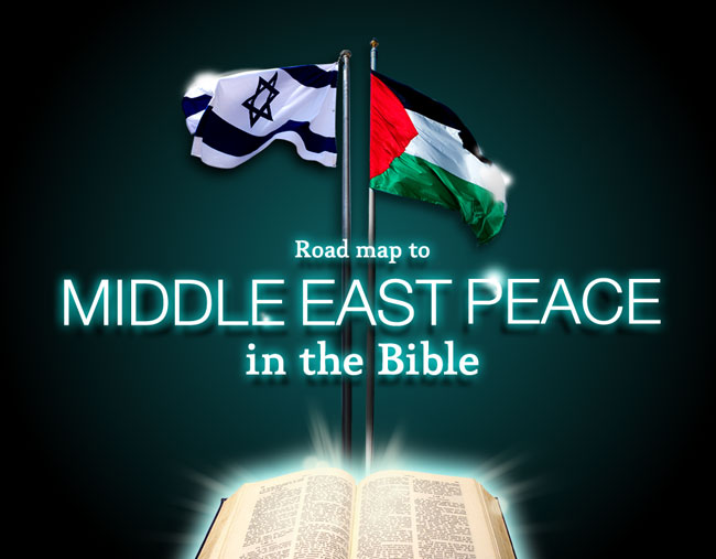 Road Map To Middle East Peace - In the Bible - Christadelphian Lecture